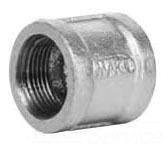 "3/4"" Galvanized Malleable Iron Right and Left Coupling"