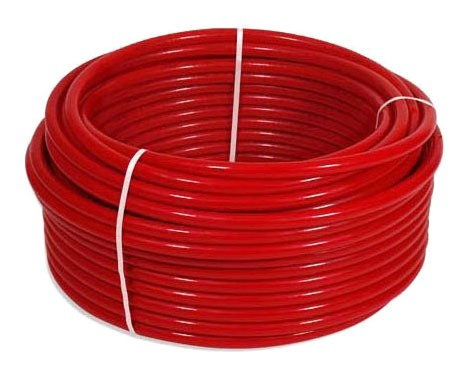 "1/2"" X 300Ft Aquapex Tubing Red"