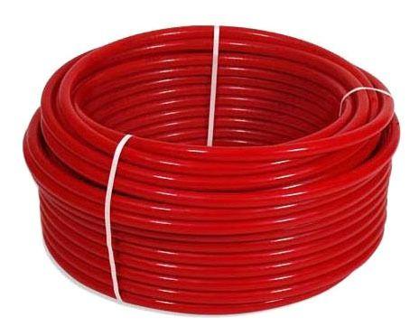 "1/2"" X 100Ft Aquapex Tubing Red"