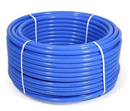 """3/4"""" X 100' Aquapex Tubing Blue"""