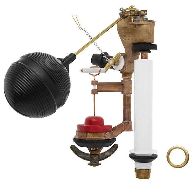 Brass Toilet Flush Valve Kit - 3.5 GPF