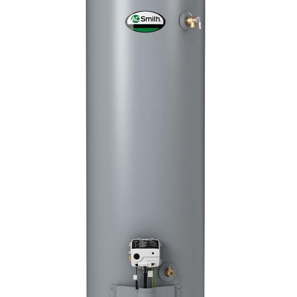 50 Gallon Residential Natural Gas Water Heater, 30K BTU