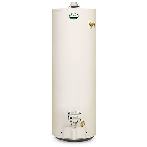 50 Gallon Natural Gas Water Heater - ProMax, Residential, 40000 BTU