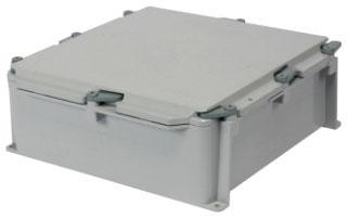 SES JBX12124 PVC JCT BOX