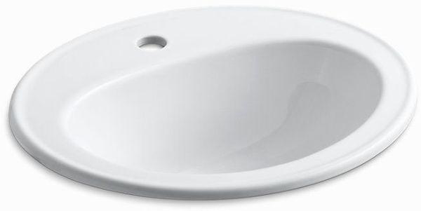 Drop-In Bathroom Sinks