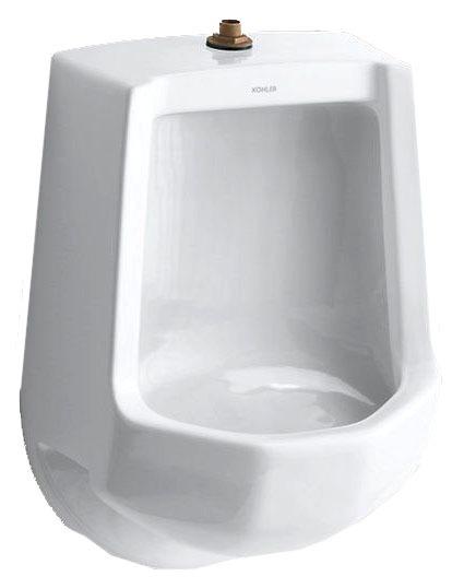 Freshman Lite Urinal-Top Spud White