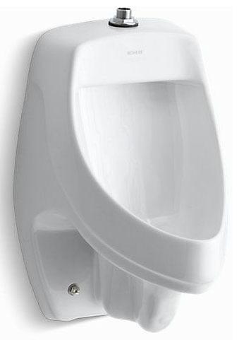 Dexter Accuflush Urinal-Top Spud White