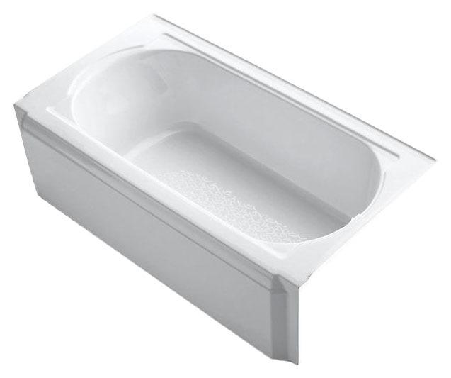 Memoirs 5' Bath Right Hand White