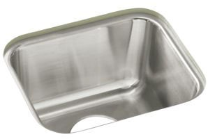 "Springdale, SilentShield Undermount Bar Sink, Stainless Steel 14-1/4"" X 11-3/4"" X 7"""