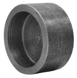 "1-1/4"" Carbon Steel Round/Flat Head Cap"