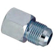 "1/2"" Outer Diameter Male Flare x Female Threaded Adapter"