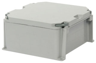 KRALOY 278306 JBX884 8X8X4 PVC JUNCTION BOX