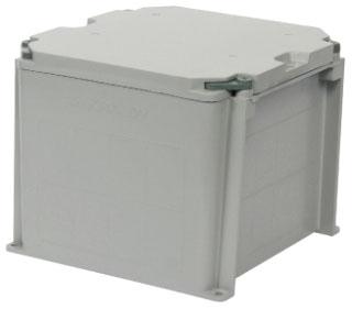 KRALOY 278307 JBX887 8X8X7 PVC JUNCTION BOX