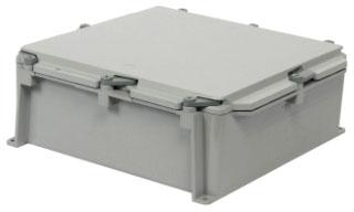 KRALOY 278308 JBX12124 12X12X4 PVC JUNCTION BOX