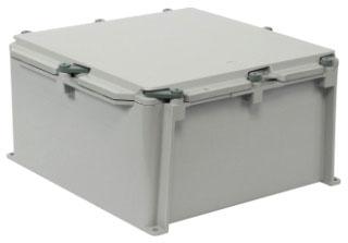 KRALOY 278309 JBX12126 12X12X6 PVC JUNCTION BOX