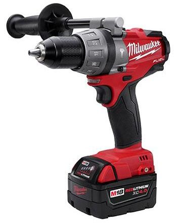 """1/2"""" M18 FUEL Combination Hammer Drill and Driver Kit"""