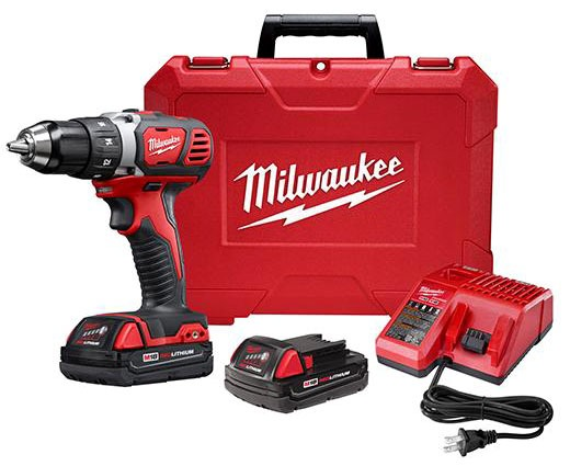 M18 Compact Drill/Driver Kit