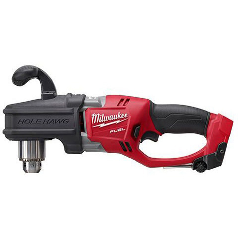 Hole-Hawg, M18 FUEL Right Angle/Cordless Power Drill