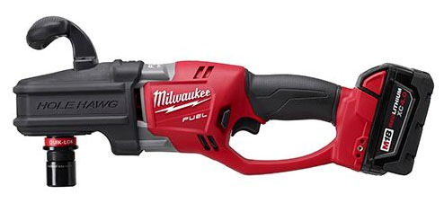 """7/16"""" Cordless Drill / Driver - M18 FUEL / Hole-Hawg, 1200 RPM, 18 V"""