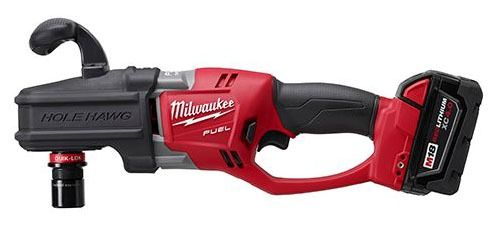 "7/16"" Cordless Drill / Driver - M18 FUEL / Hole-Hawg, 1200 RPM, 18 V"