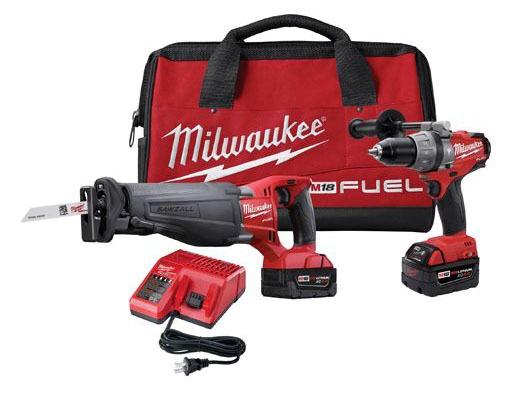M18 FUEL Combination Power Tool Kit