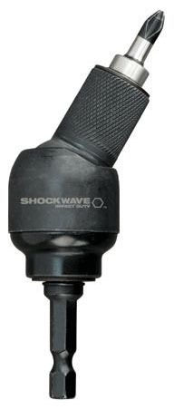 SHOCKWAVE Knuckle Bit Holder