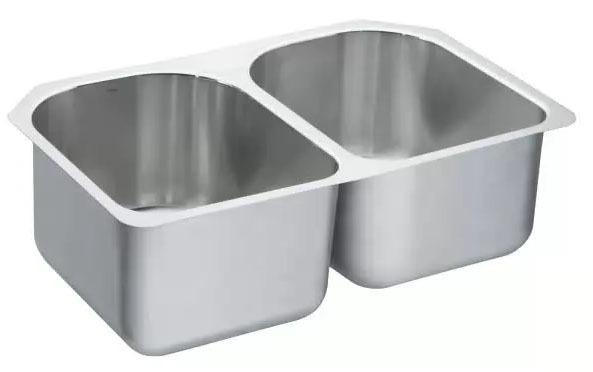 Soundshield Undermount Kitchen Sink, Stainless Steel