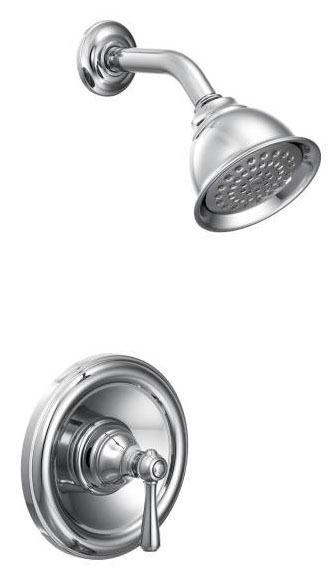 Kingsley Chrome Posi-Temp Shower Only