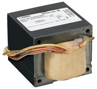 71A9900600 120V TO 277V 70VA METAL HALIDE (MH) AUTOTRANSFORMER INCLUDES CORE & COIL WITH NO CAPACITOR
