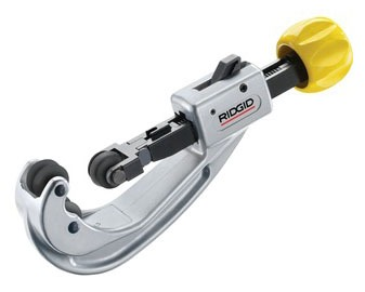 Quick Acting Tubing Cutter, Stainless Steel