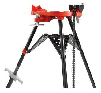 Chain Pipe Vise