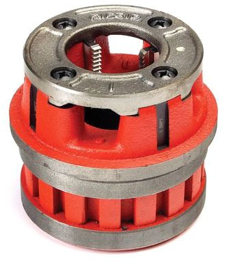 "3/4"" NPT Series Threading Die Head, Alloy"