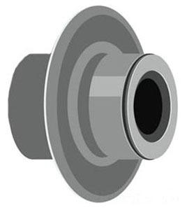 Heavy Duty Pipe Cutter Wheel, High-Grade Steel