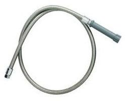 Pre-Rinse Unit Hose Assembly, Lead-Free Polyurethane/Stainless Steel