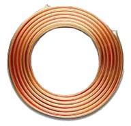"1/2"" X 50' Soft Copper Tubing"