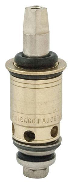 "2-5/8"" Compression Manual Shut-Off 1/4 Turn Faucet Cartridge - ECAST / Quaturn"