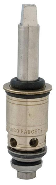 "3-3/8"" Compression Manual Shut-Off 1/4 Turn Faucet Cartridge - ECAST / Quaturn"