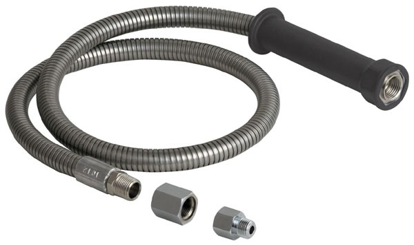 Hose and Handle Assembly Stainless Steel