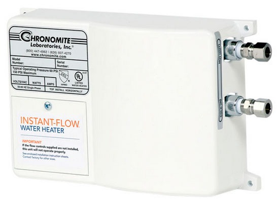 INSTANT-FLOW 8310 Watt 277 Volt 30 Amp Tankless Water Heater