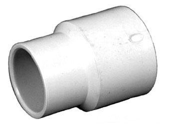 """3/4"""" CPVC Transition Straight Coupling"""