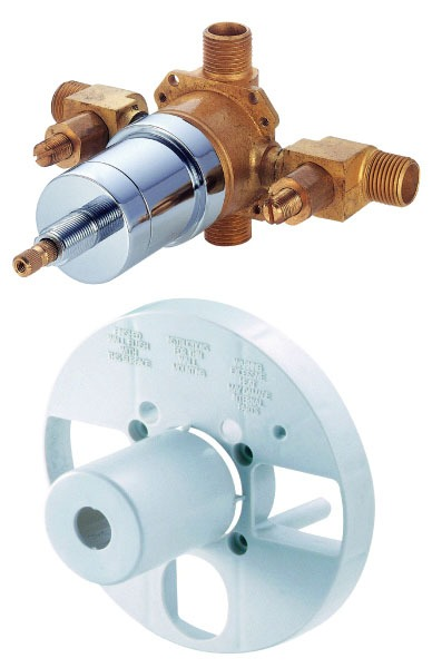 Threaded/Soldered Pressure Balance Mixing Valve