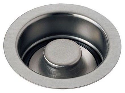 Kitchen Disposal and Flange Stopper Stainless