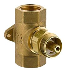 Euro Sensori Shower Rough-In Valve, Forged Brass