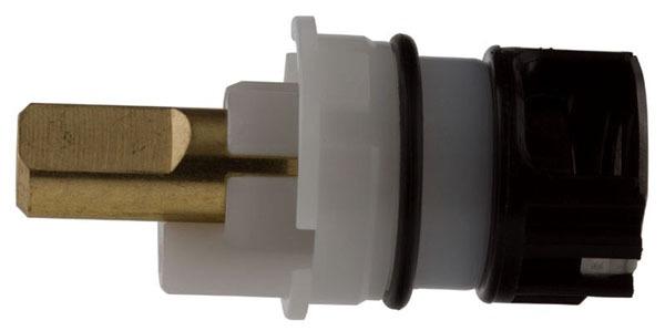 Kitchen / Bathroom Sink Faucet Stem Unit Assembly - Brass