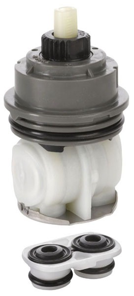 Universal Faucet Valve Cartridge Assembly - MultiChoice, 2-Function