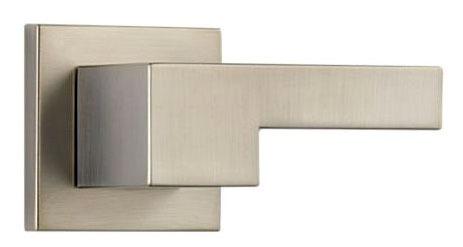 1-Lever Handle Shower Volume Control Valve Trim - Siderna / SENSORI, Brilliance Brushed Nickel