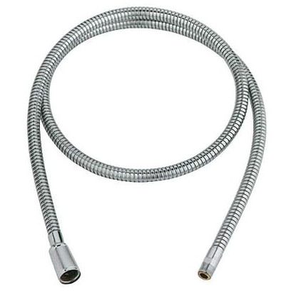 LadyLux/Europlus Kitchen Faucet Spray Hose, Chrome Plated