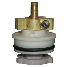 Single Lever Pressure Balance Valve Cartridge, Plastic