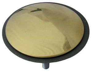 Universal Kitchen Faucet Hole Cover Brass