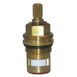 Hot Kitchen Faucet Cartridge, Brass/Ceramic